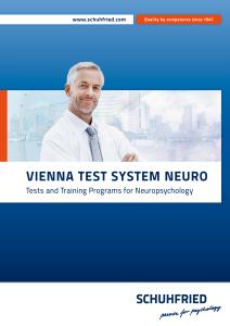 neuropsychologie beschikbare testsets Psychologischtesten.nl